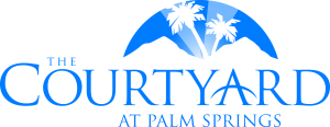 LOGO - The COURTYARD at Palm Springs 2